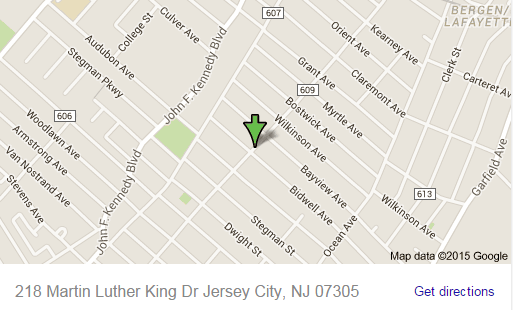 218 Martin Luther King Jr Drive, Jersey City, NJ